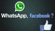 Facebook Üzerinden Whatsapp'a Bağlanma Özelliği Geliyor