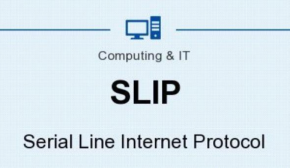 Slip (Serial Line internet Protocol) Nedir?