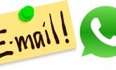 Whatsapp Konuşmalarını E-Posta ile Göndermek