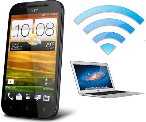 Как из смартфона сделать точку доступа wifi