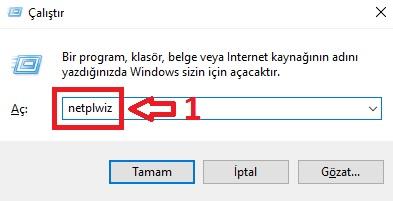 windows 10 parola kaldırma-1