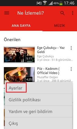 youtubegecmıs a