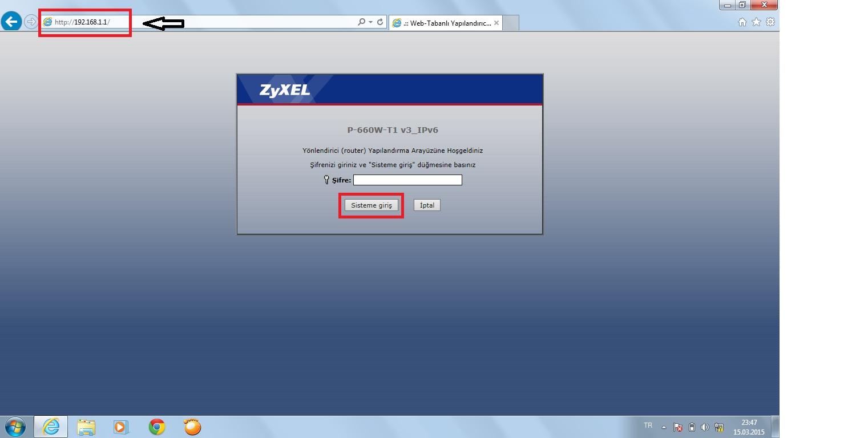 Zyxel müşteri hizmetleri telefon numarası bilgileri